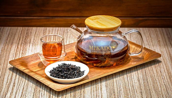 MIKADO台茶十八號紅玉 特殊風味釋放心靈空間