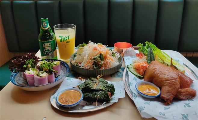 南越fusion菜驚喜食味體驗