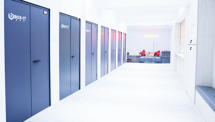 BOX-IT儲存寶 新一代安全可靠迷你倉