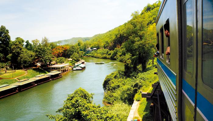 曼谷鐵道輕旅行