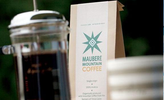 Hummingfish Foundation從東帝汶引入Maubere Mountain Coffee到香港。