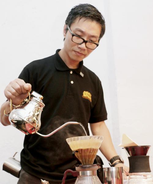 Edwin讚Maubere Mountain Coffee具精品咖啡水平,味道清淡但富層次。