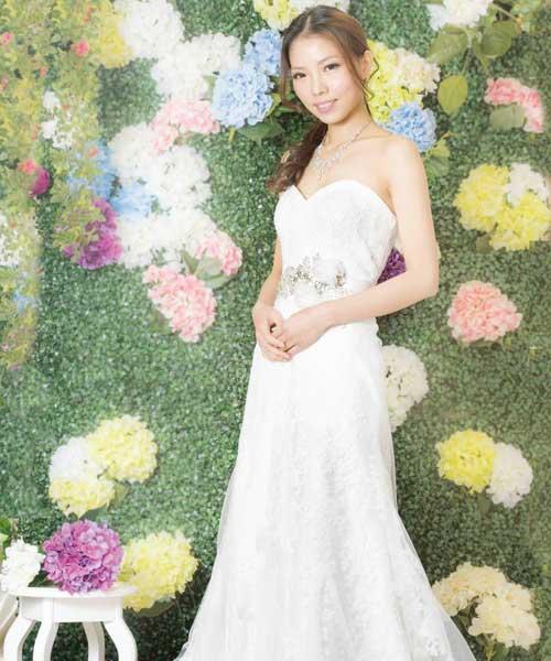 Callalie Bridal的婚紗禮服走歐美格調,由來自美國西雅圖的設計師操刀,款式特色在華麗和簡約之間拿捏恰當。