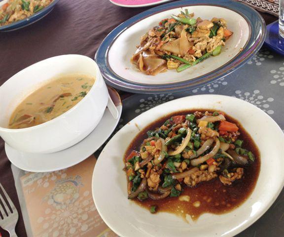 Cooking class的特色是自己煮,自己食