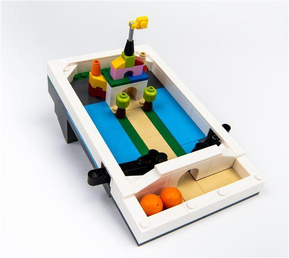 LEGO屯市創意工場 小禮物 彈珠台