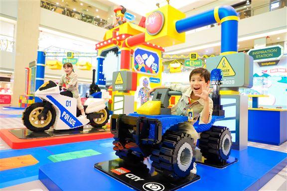 LEGO屯市創意工場