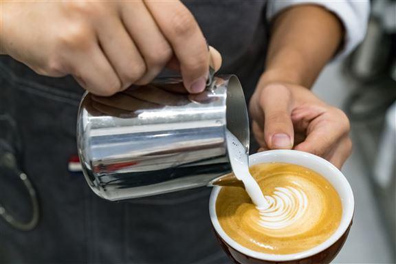 The Espresso Room的每一杯咖啡,都是用心之作。