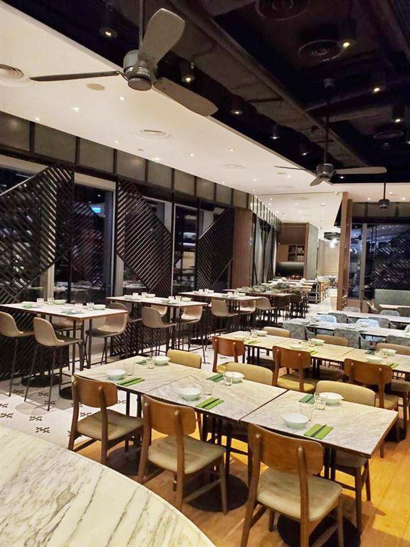 「南小館plus」以café作定位,主打精緻上海點心。