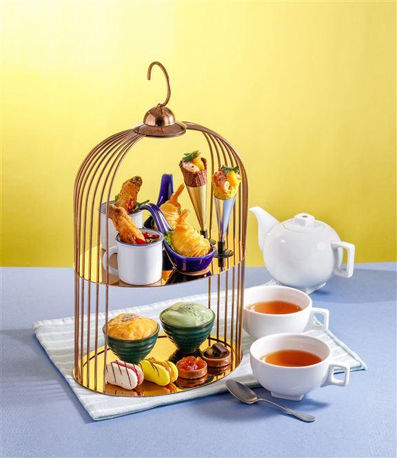 「plus悠閒下午茶」2人用只$78!