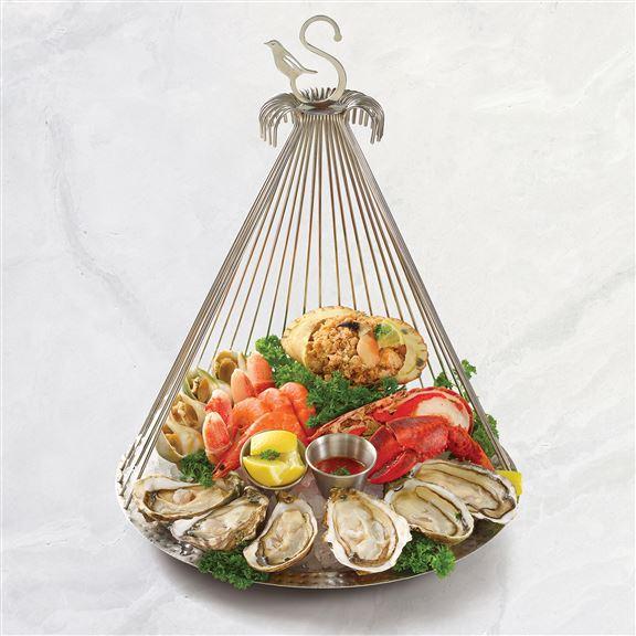 漁人海鮮生蠔拼盤