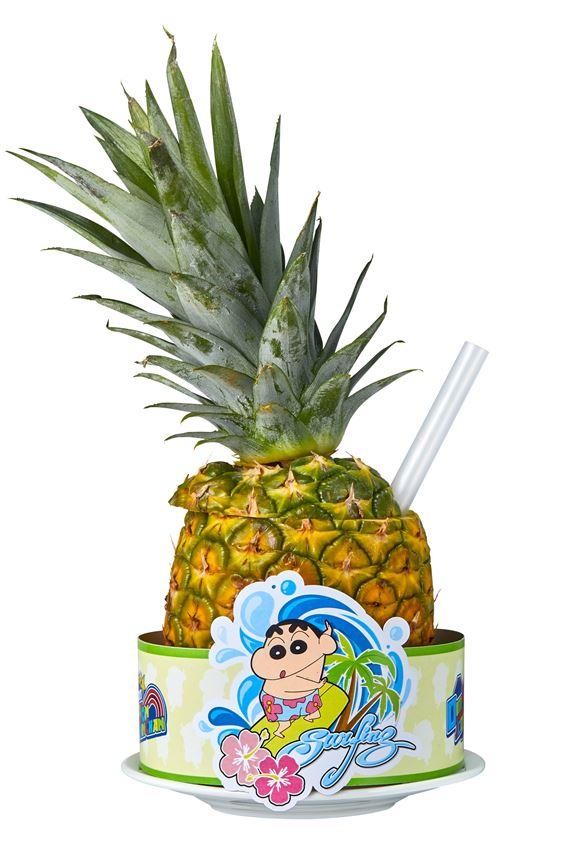 原個菠蘿特飲