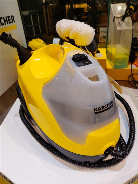 SC 4 Yellow蒸氣清潔機