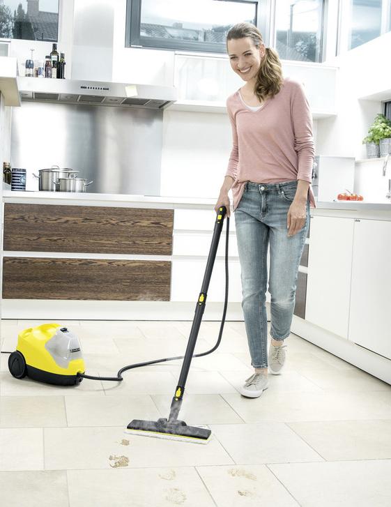 清潔機能釋出強大蒸氣壓力,能溶解及沖走頑固污漬。