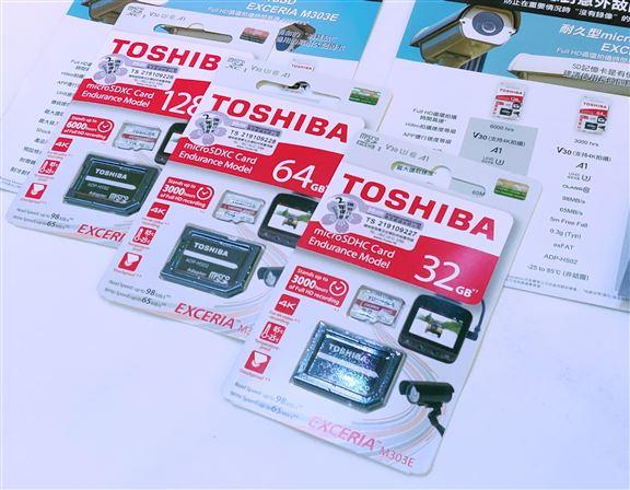 TOSHIBA記憶卡-M303E