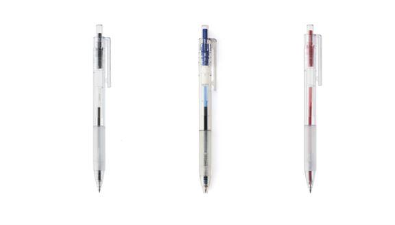 透明原子筆