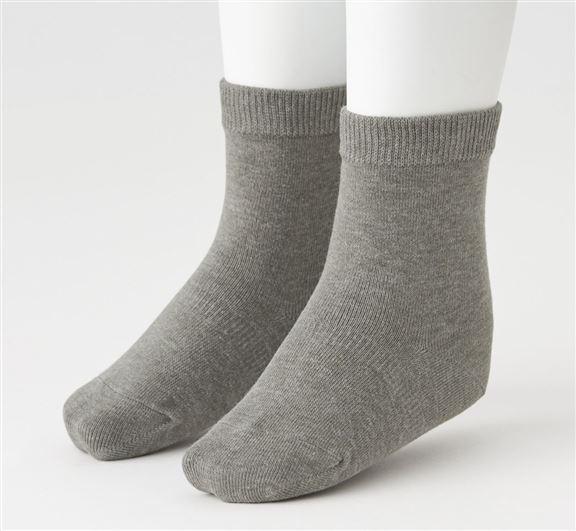 童裝棉混直角襪