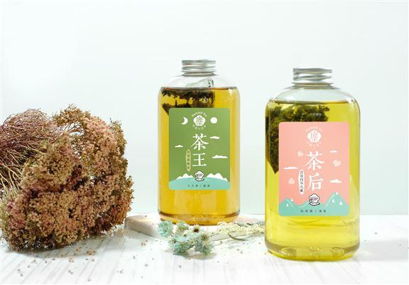 冷泡茶都是直購直送香港,台味原汁原味。