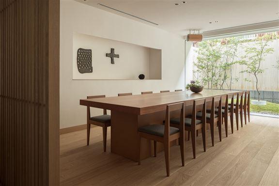 酒店共有5個分館,每間由不同設計師操刀,各有特色。