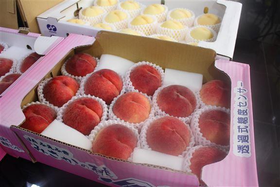 「生果媽媽」的水果專員揀水果很在行,當顧客提問有關水果的種種,都會告訴真相。