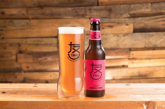 「波友」(Lager)- 酒精濃度5.5% | 苦度25 IBU