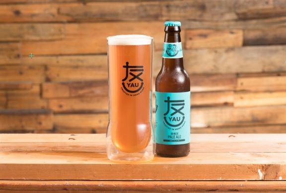 「發燒友」(Pale Ale)- 酒精濃度5.0% | 苦度 20 IBU