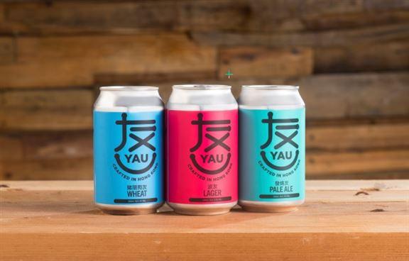 此外,「友」更首度推出罐裝及瓶裝,方便大家可以隨時隨地一邊享用本地美食,一邊享受冰涼的香港手工啤酒。