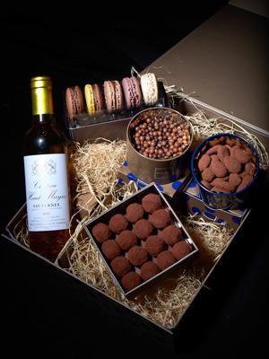 Jean-Paul Hévin Chocolatier「白酒尊貴禮盒」