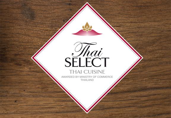 《泰精選Thai Select》認證計劃