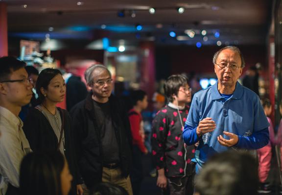 公眾可報名參加導賞團,由專人帶領遊覽博物館及講解本港海事歷史。