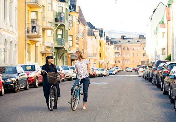 芬蘭人注重享受生活。