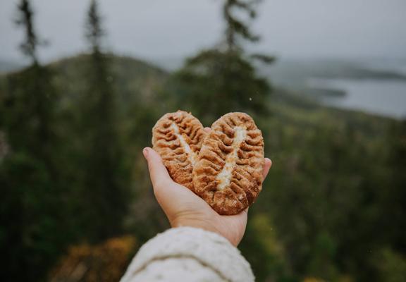 美食都是芬蘭人獲得幸福的一門。