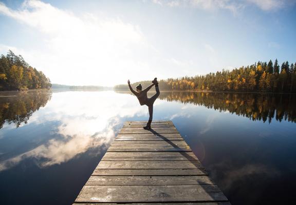 直播中,芬蘭幸福嚮導會就著5大主題,解構幸福。