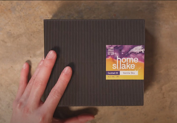 homeshake 將於6 月1 日在網上試業,開售DIY Cocktail套裝,讓人自家調出特色雞尾酒。