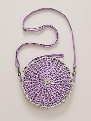 BOTTLETOP淡紫色Helena手袋 $2,250