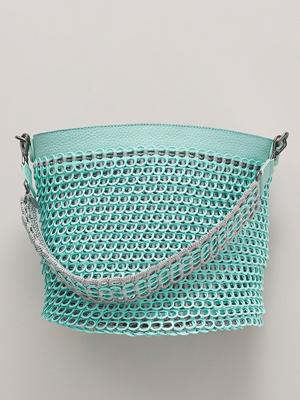 BOTTLETOP青藍色Rai水桶袋 $3,250