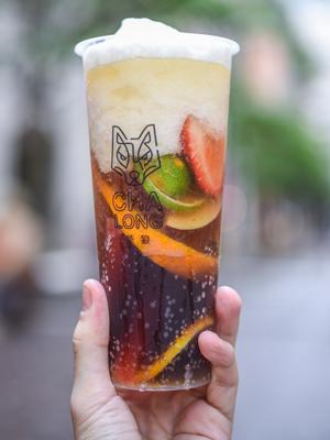 百事水果白露茉莉茶 $38 / 700ml