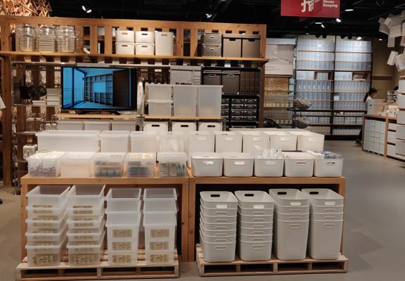 香港人家居狹小,善用收納用品,有助壓縮儲物空間,騰出更多活動空間。