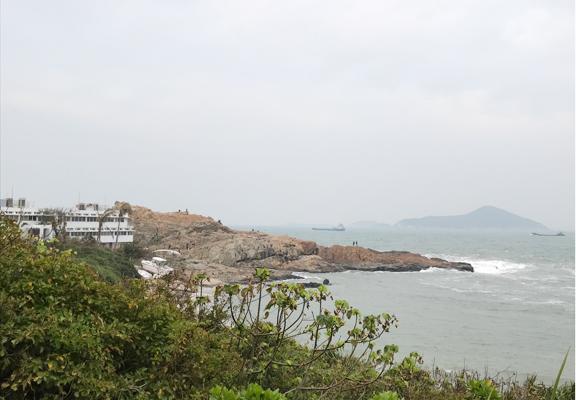 香港的海岸景觀,其實不比外國的遜色。