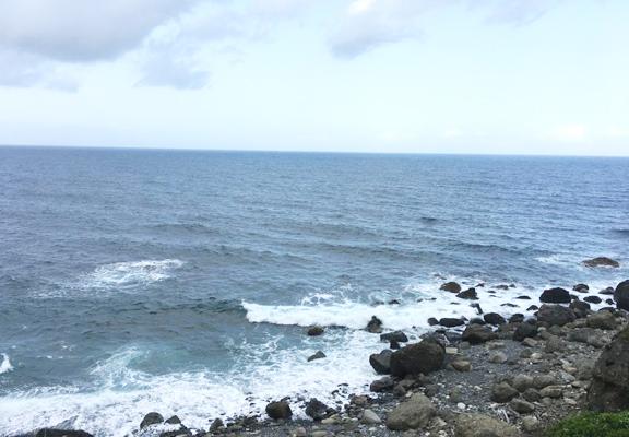 走步道,除了為體驗外,更重要是看海。
