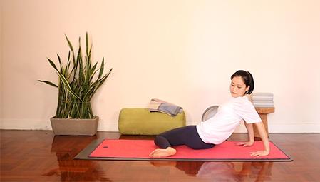 練習1 |喚醒髖部Hip Opening Practice