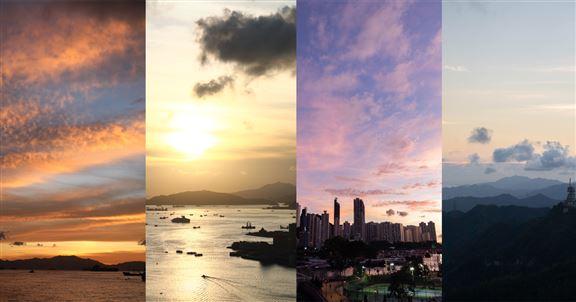 不外遊的日子重新發掘香港的美│4個影日落的好去處