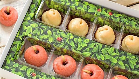 台灣創意月餅蘋安寶柚|為親友送上甜蜜的祝福