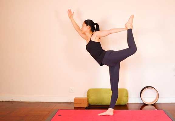 舞王式Dancer Pose