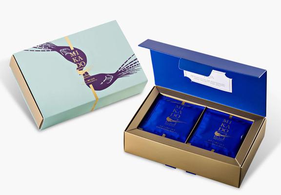Mikado帝鐸立體茶包禮盒台茶十八號紅玉