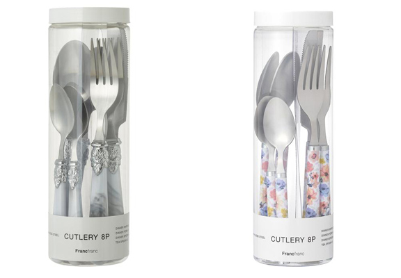 BELLE Cutlery 8P Set $120 - $144 (原價 $150 - $180)