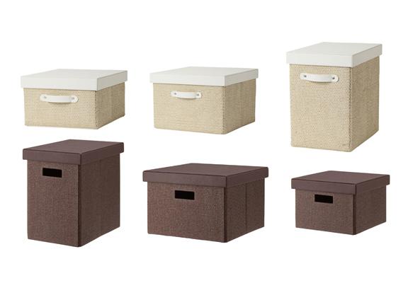 FABRIC FOLDING BOX $154 - $245 (原價 $250 – $350