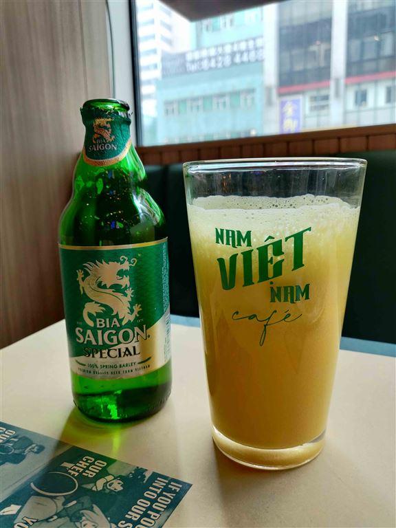 越南蛋啤酒 $38