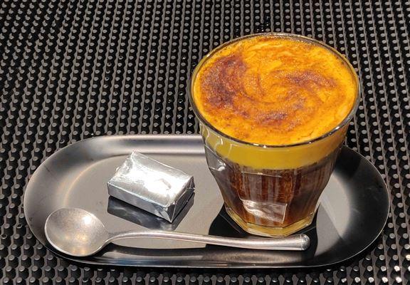 越式蛋咖啡 $28