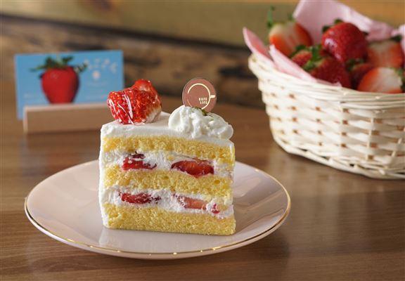 佐賀縣產「佐賀莓小姐」 草莓忌廉蛋糕