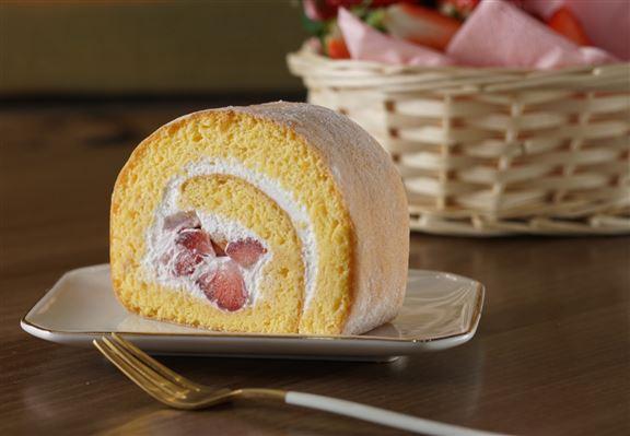 佐賀縣產「佐賀莓小姐」 草莓卷